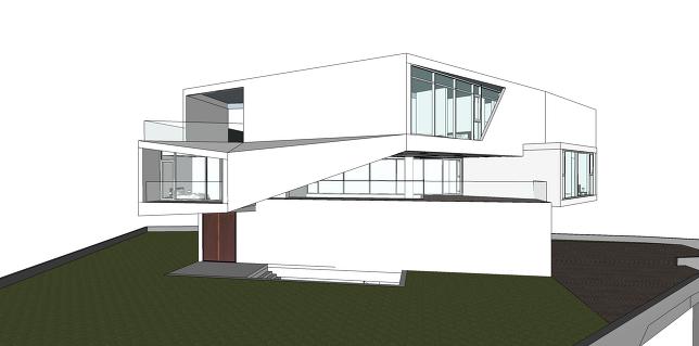 주택(스케치업