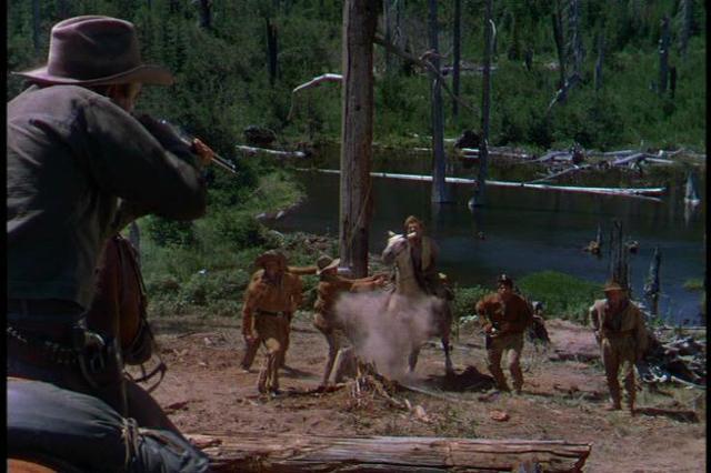Bend Of The River 분노의강 (1952