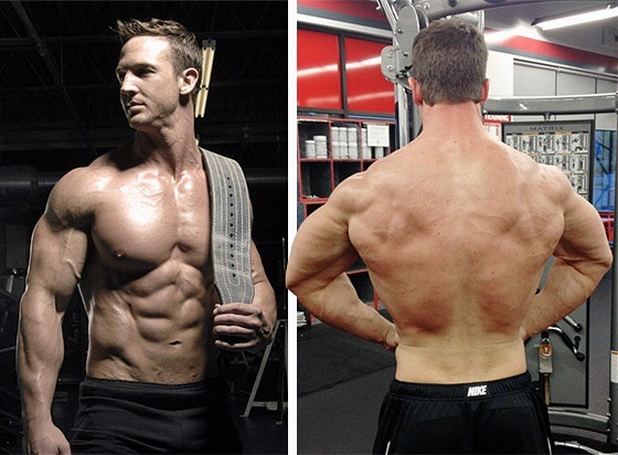 Building Muscle Mass Workout