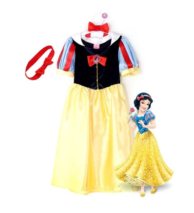 Cinderella Princess Toddler Girls Costume On Storenvy: Official Disney Princess Dress Costume Snow White