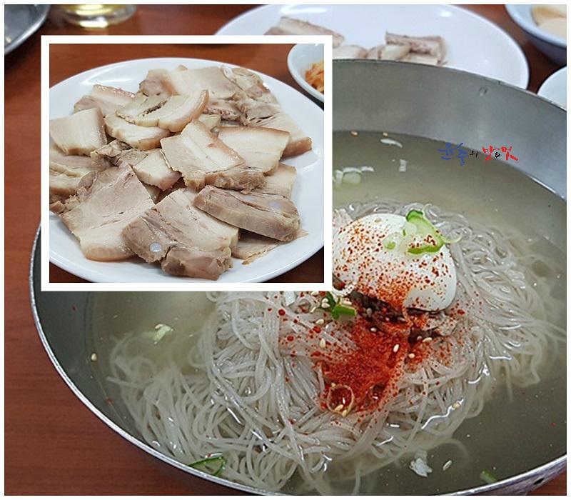 서울 평양냉면 맛집을지로파 계보의 을지면옥